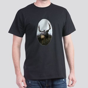 Monster buck deer rear Dark T-Shirt