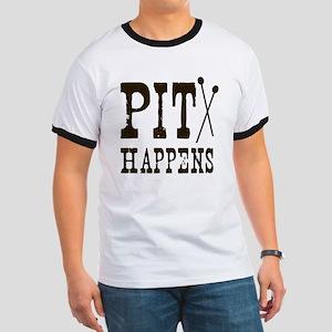 Pit Happens Ringer T