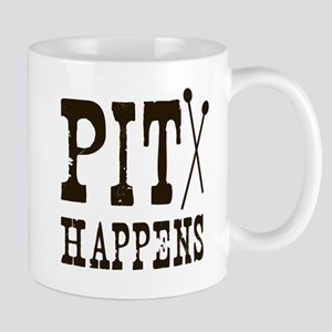 Pit Happens Mug