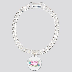 Cross Country Pink Bracelet