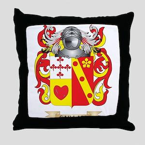 Gaillard Coat of Arms (Family Crest) Throw Pillow