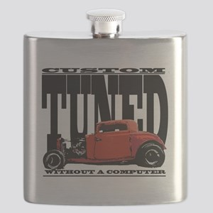 Tuned with out a computer. Flask
