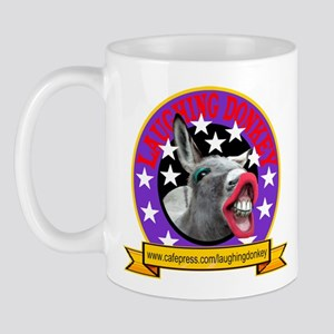 LAUGHING DONKEY LOGO Mug