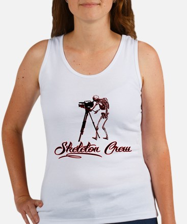 Skeleton Crew Tank Top