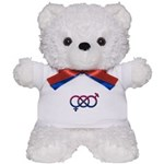 Bisexual Knot Teddy Bear