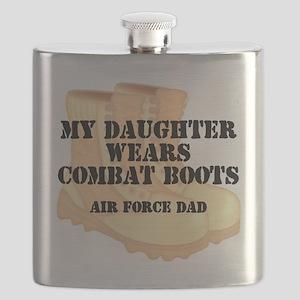 AF Dad Daughter DCB Flask