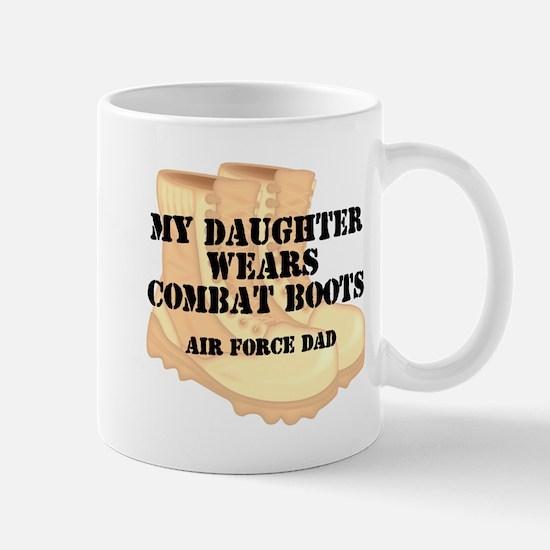 AF Dad Daughter DCB Mug