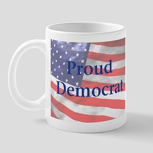 Proud Democrat Mug