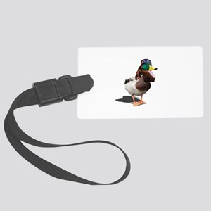 Dynasty Duck Large Luggage Tag