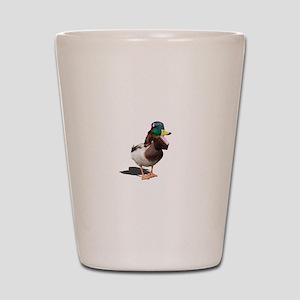 Dynasty Duck Shot Glass