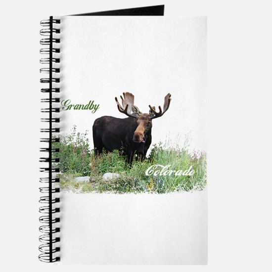 Grandby CO Moose Journal
