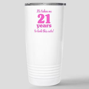 Cute 21st Birthday For Women Mugs