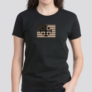 American Crusader Women's Dark T-Shirt
