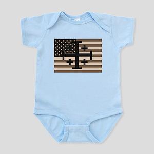 American Crusader Infant Bodysuit