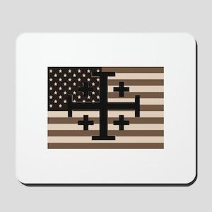 American Crusader Mousepad