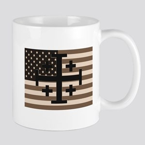 American Crusader Mug