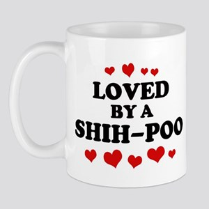 Loved: Shih-Poo Mug
