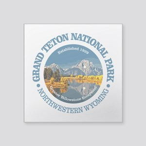 Grand Teton NP Sticker