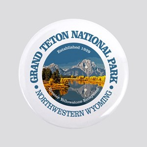 Grand Teton NP Button