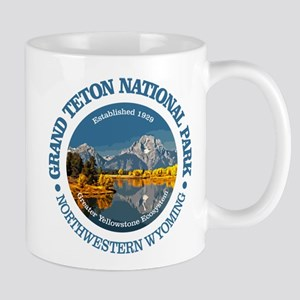 Grand Teton NP Mugs