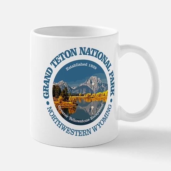 Grand Teton NP Mugs