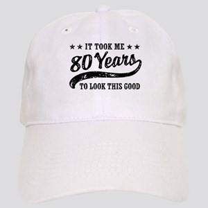 cd2bfc9185d 80th Birthday Hats - CafePress