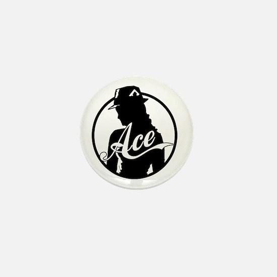 Ace Reporter Mini Button
