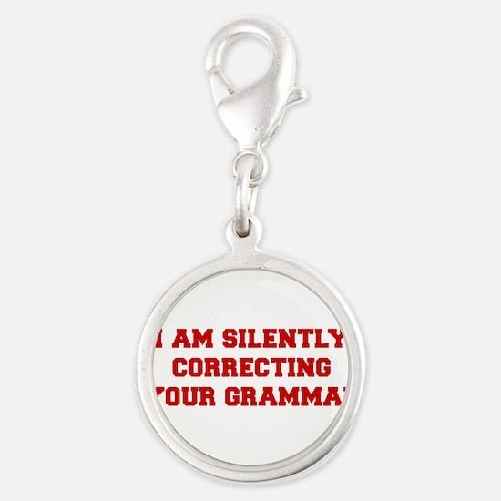I-am-silently-grammar-fresh-brown Charms