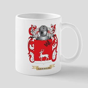 Garibaldi Coat of Arms (Family Crest) Mug