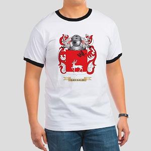 Garibaldi Coat of Arms (Family Crest) T-Shirt