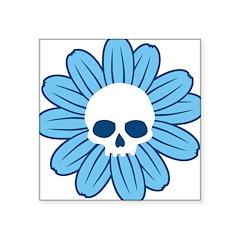 gothflower_bu Square Sticker 3