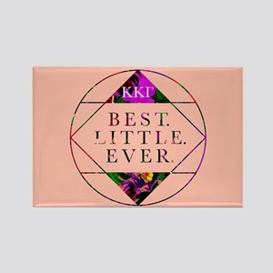 Kappa Kappa Gamma Best Little Rectangle Magnet