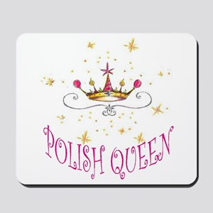 POLISH QUEEN Mousepad