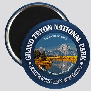 Grand Teton NP Magnets