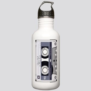 Customizable Cassette Stainless Water Bottle 1.0L