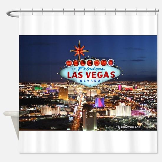 las vegas shower curtain - Bathroom Accessories Las Vegas