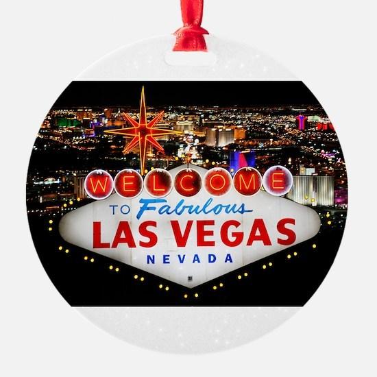 Las Vegas Ornament