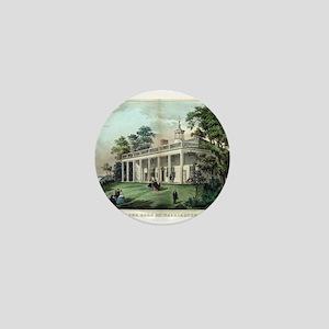 The home of Washington, Mount Vernon, VA - 1872 Mi