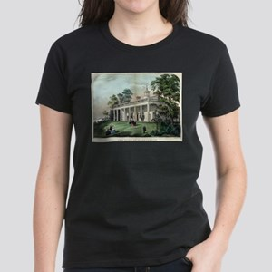 The home of Washington, Mount Vernon, VA - 1872 T-