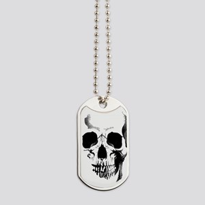 skull-face_bl Dog Tags