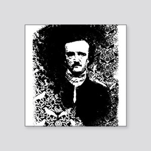 "poe-pattern_bk Square Sticker 3"" x 3"""