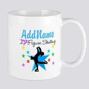LOVE FIGURE SKATING Mug