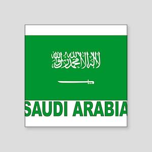 "saudi-arabia_b Square Sticker 3"" x 3"""