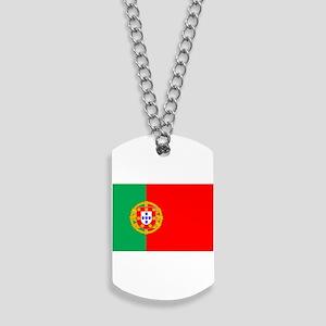portuguese_flag Dog Tags