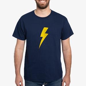 Lightning Bolt T-Shirt (Blue)