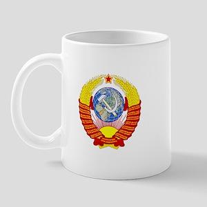 Soviet CCCP Mug