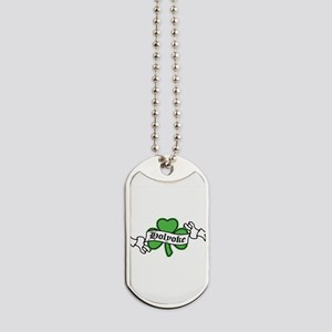 shamrock-holyoke Dog Tags