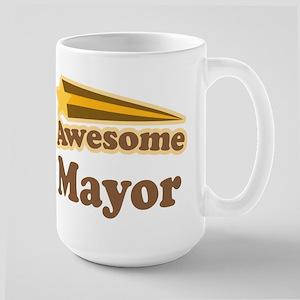 Awesome Mayor Mugs