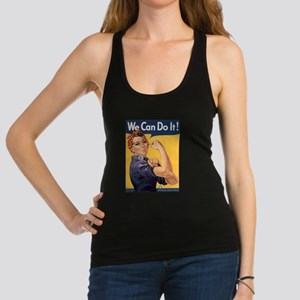 we-can-do-it Racerback Tank Top