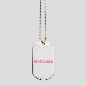 quinceanera-orn Dog Tags